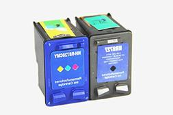 Generic Remanufactured Ink Cartridges Replacement for HP 27,