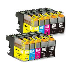 Ink Jet Cartridges for Brother LC103XL LC101 MFC-J450DW MFC-