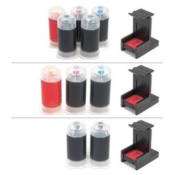 InkPro Ink Refill Box Kit for HP 60/61/62/63/64/65/121/300/9