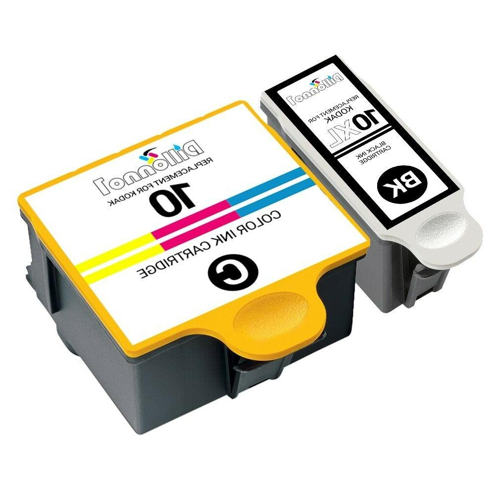 2 pack for kodak 10 xl ink