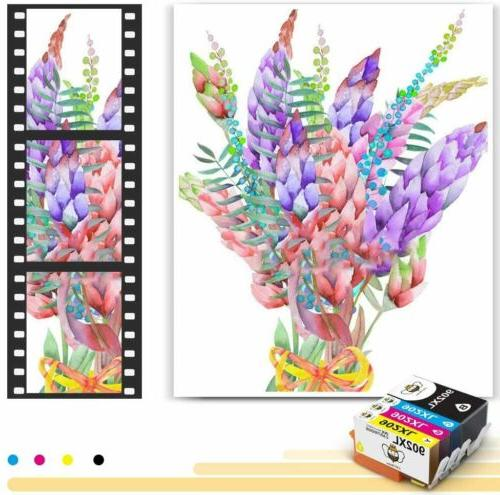 4 902XL Ink for 902 OfficeJet 6954 6963 6970 6978