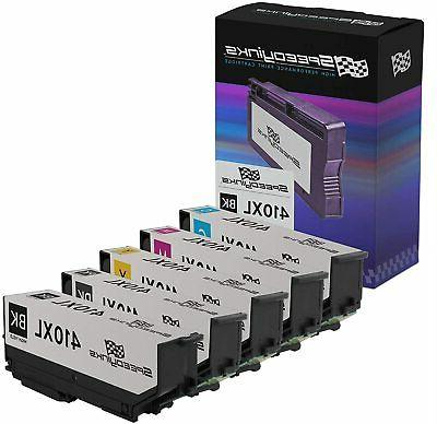 5 pk black and color for epson