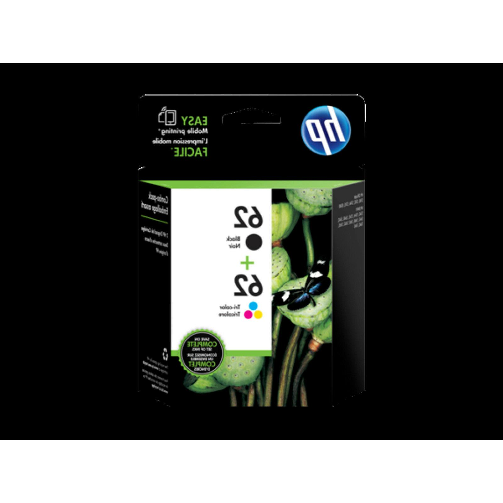 HP Black Tri-color Original Ink Cartridges 200 Colored