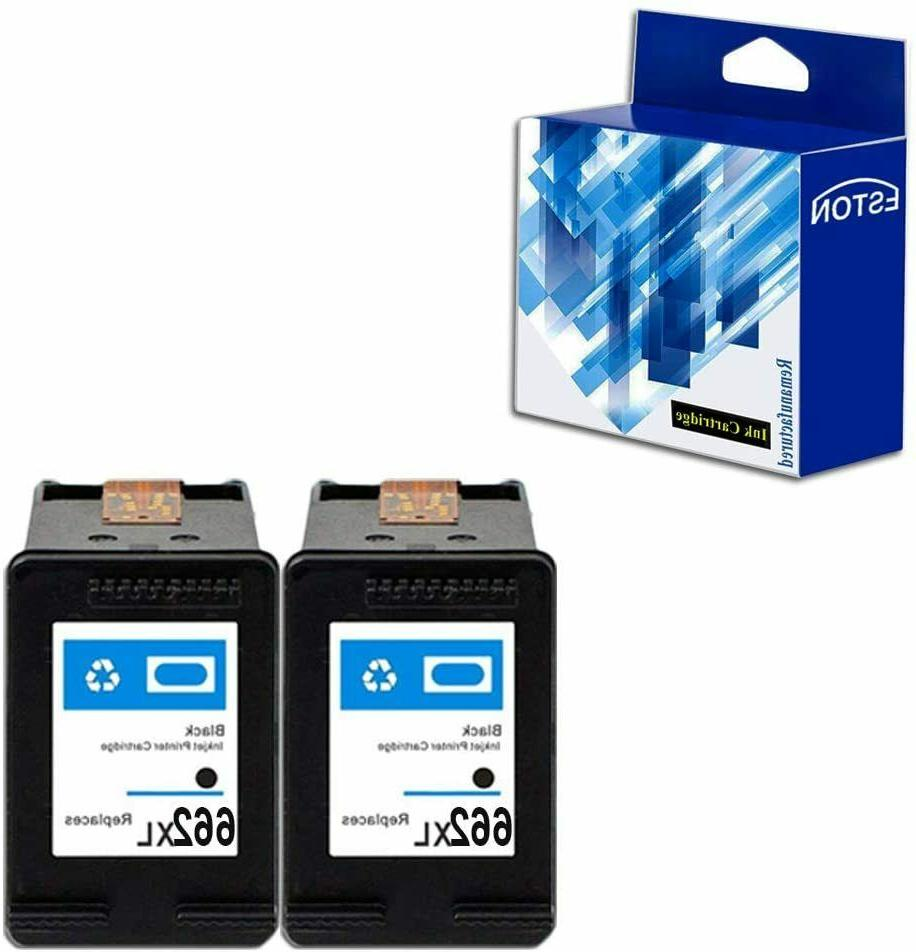 662xl black remanufactured replacement for hp 662xl