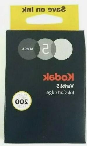 Kodak - Verite 5 Standard Ink Cartridge - Black