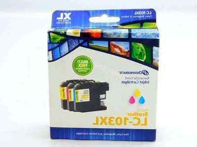 cartridges for brother lc 103xl multi pack