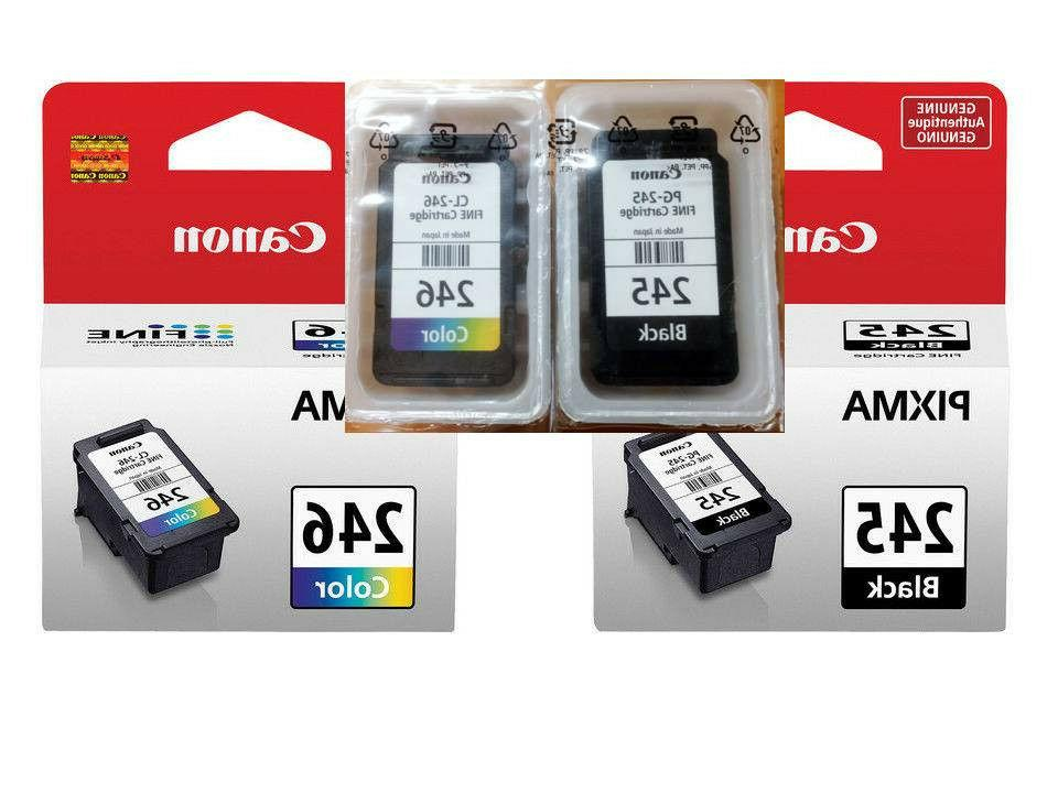 genuine 245 246 black color ink cartridges