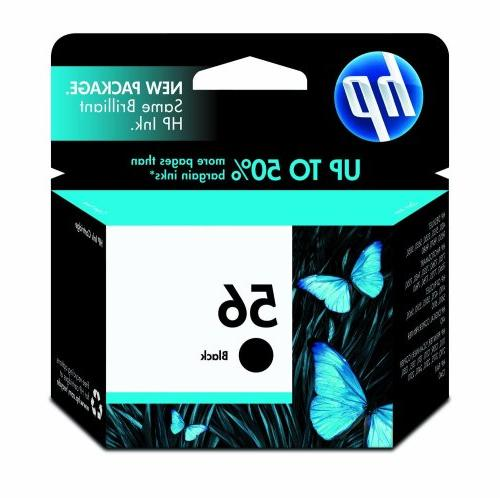 HEWC6656AN140 - HP C6656AN HP-56 Ink Cartridge