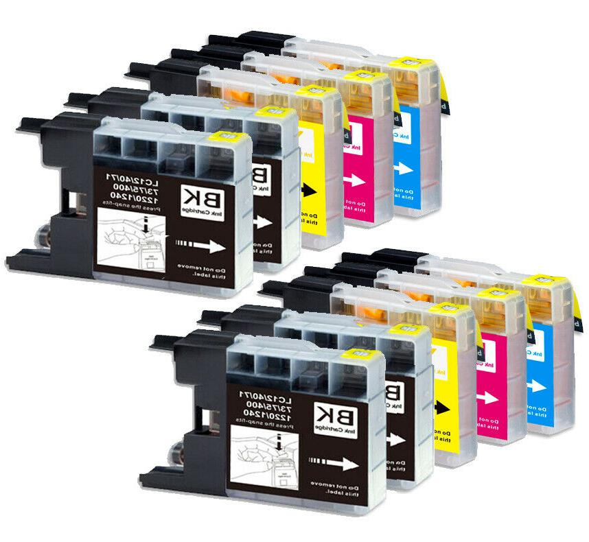 Ink Cartridges Value for Brother LC75XL LC71 MFC-J430W MFC-J435W