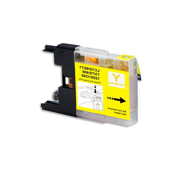 Ink Cartridges Value for Brother LC75XL MFC-J430W MFC-J435W