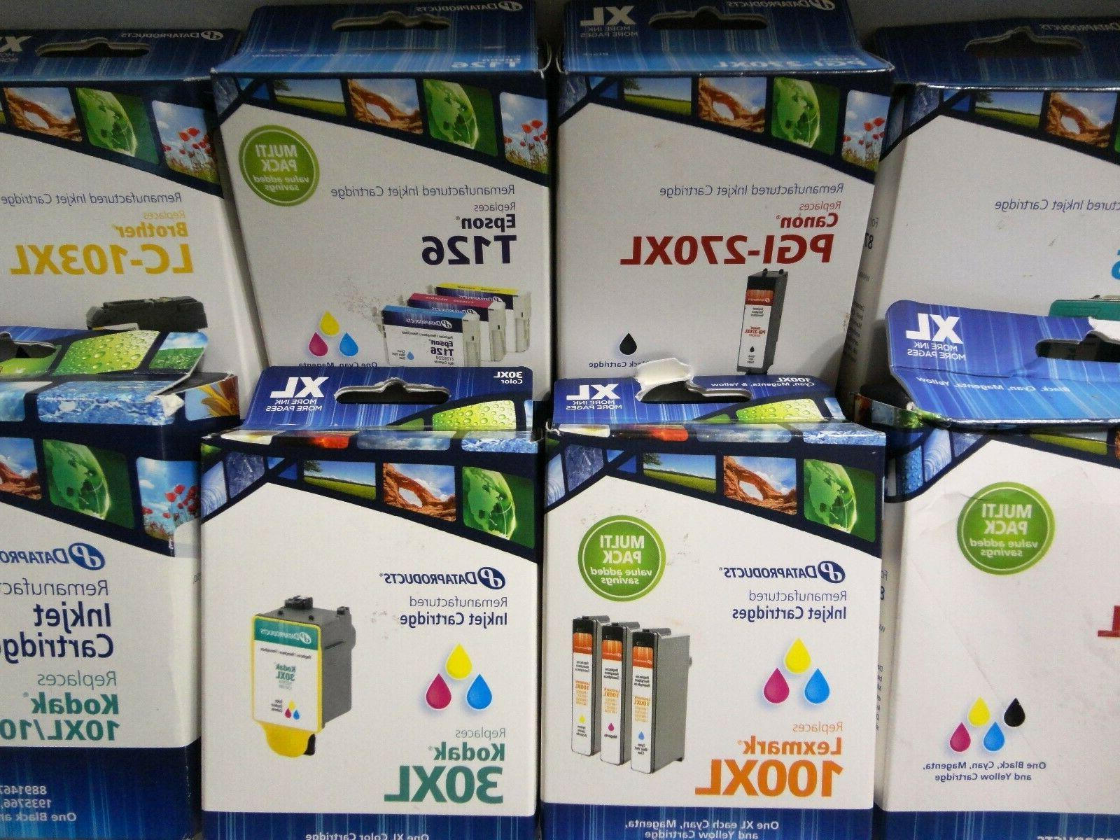 inkjet cartridges for brother canon epson hp