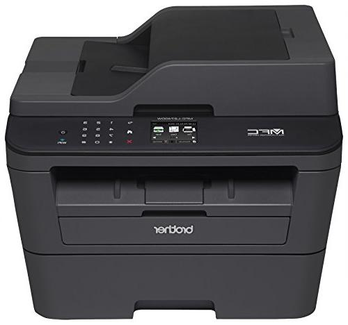 mfcl2740dw wireless monochrome printer