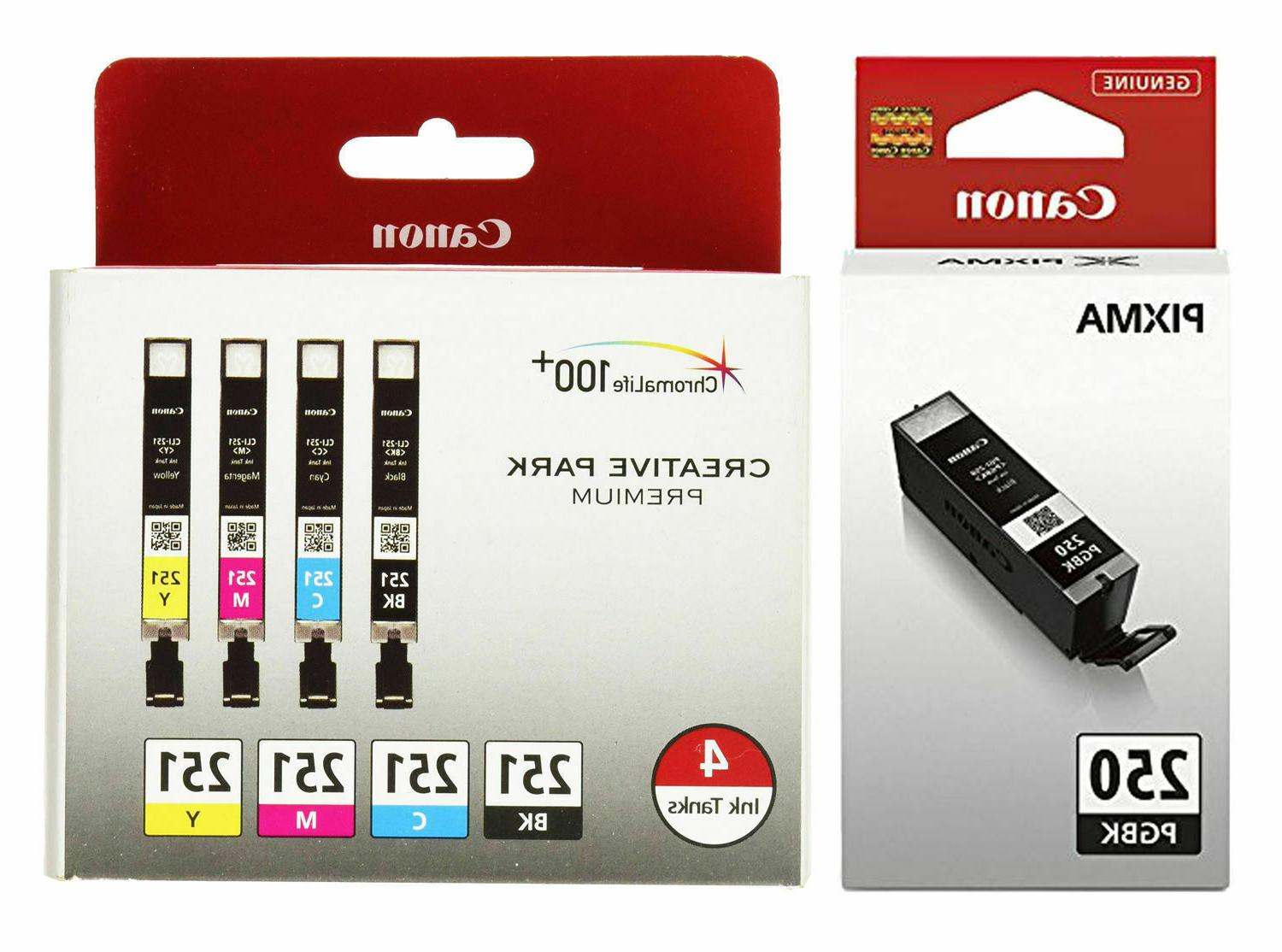 pgi yield cli ink cartridges