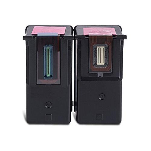 ESTON Remanufactured for PG-40 Black and CL-41 Color Ink Cartridges Fit for Series Printers