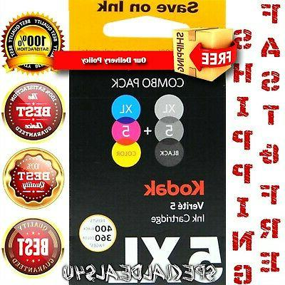 Kodak Verite 5 XL Combo Ink Cartridge
