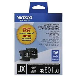 Brother LC-1032PKS Ink Cartridge  in Retail Packaging