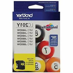 LC201Y Standard Yield Yellow Ink Cartridge Office Products
