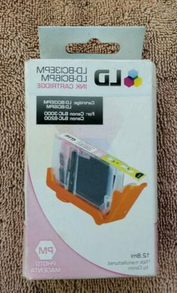 LD © Canon BCI6PM Photo Magenta Compatible Inkjet Cartr