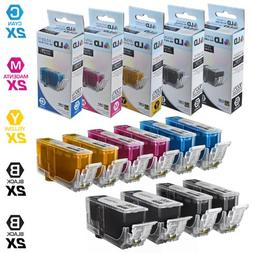 LD Compatible Ink Cartridge Replacement for Canon PGI-220 &