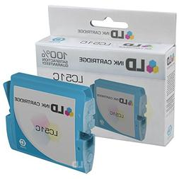 LD Compatible Ink Cartridge Replacement for Brother LC51C
