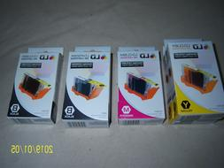 LD products full size Ink Cartridges for inkjet Canon Printe