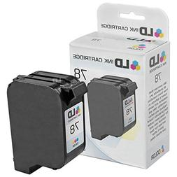 LD Remanufactured Ink Cartridge Replacement for HP 78