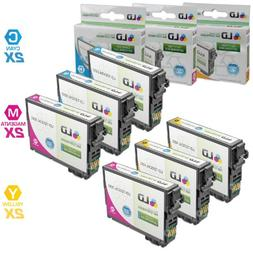 LD Remanufactured T200XL / T200 Set of 3 HY Ink Cartridges: