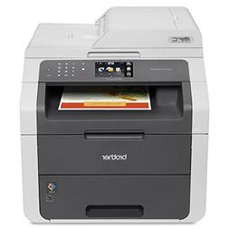 Brother MFC9130CW Wireless All-In-One Printer with Scanner,