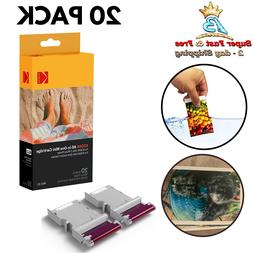 Kodak Mini 2 Photo Printer Cartridge MC All-in-One Paper and