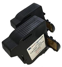 Neopost ISINK2  Red Ink Cartridges compatible for Neopost IS