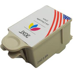 New 30XL Color Ink InkJet Cartridge For Kodak 30C #30 ESP Of