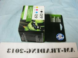 New HP 950 Black 951 Tri-Color Combo-Pack Ink Cartridges X4E
