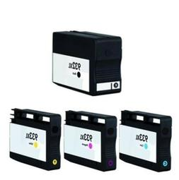 New Premium Ink Cartridges for HP OfficeJet 6700 7110 w/ Chi