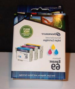 NIB Remanufactured Replacement Ink Cartridge For Epson 69 Tr