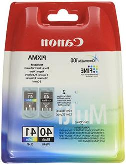 PG-40/CL-41 multi pack, 2 ink cartridges, blister with secur