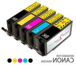 PGI-250 / CLI-251 Edible Ink Cartridges Canon MX922 print ed