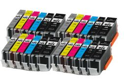 PGI-250 XL CLI-251 XL Ink Cartridges For Canon Pixma MG7520