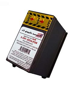 Pitney Bowes Compatibe 793-5 Red Ink Cartridge for P700, DM1