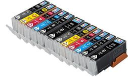 Skia Pixma MG7720, TS8020, TS9020 Compatbile Ink Cartridges.