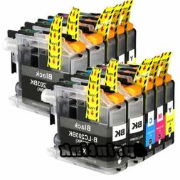 Printer Ink cartridge for Brother LC203 LC201 MFC-J460DW MFC