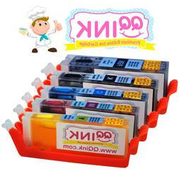 REFILLABLE EDIBLE ink Cartridge PGI-250 CLI-251 Canon MG5522