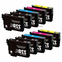 Reman 220XL 220 XL Ink Cartridges for E p s o n Expression X