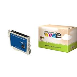 CompAndSave Replacement for Epson Stylus C64 Printer Inkjet