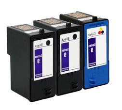 3 PK Axiom  Replacement Cartridges For Dell Series 9 Ink Car