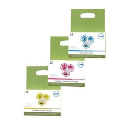 Dell Series 31 Ink Cartridges in Retail Packaging