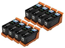 Skia Ink Cartridges ¨ 8 Pack Compatible with Lexmark #10014