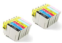 12-Pack Remanufactured T079 Ink Cartridges for Artisan 1430,