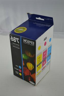 Epson T786520-S DURABrite Ultra Standard-Capacity Color Ink