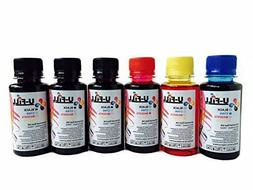 U FiLL INK Compatible HP Ink Refill Kit 600ml for HP Officej