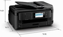 Workforce WF-7710 Wireless Wide-Format Color Inkjet Printer